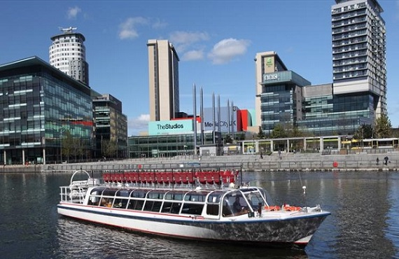 River Cruises and Boating in Manchester