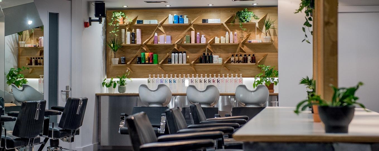Reuben Wood Salon