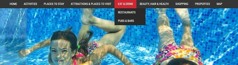 Drop Down menus Advertise with us What's on in Manchester